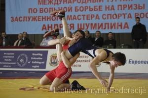 Atakuoja Tomas Baracevicius