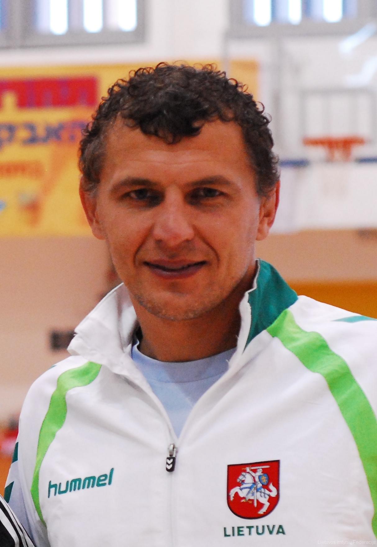 Arturas Ševelkovas
