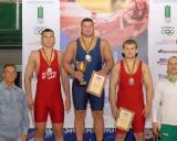 130 kg Nikolajonok, Knystautas, Mizgaitis, Grygelis, Ezerskis