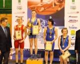 Moteru apdovanojimas 53 kg