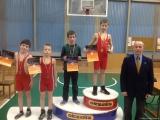 Šiauliuose paaiškėjo šalies vaikų laisvųjų imtynių čempionato nugalėtojai (nuotraukos)
