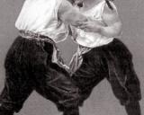 Marina Lurs (dešineėje) ir Anette Bush
