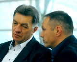 premjeras A.Butkevičius ir D.Simanaitis