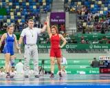 Giedrė Blekaitytė nugalėjo Sabriną Seidl iš Austrijos