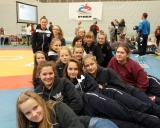 Lietuvos imtynių komanda Berlyne