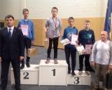 Sergejus Kolodinas 1 vieta