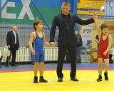 Aleksandras Kazakevičius skelbia dvikovos nugalėtoją
