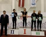2 vieta - D.Domikaityte, 3 vieta K.Rudzinskaite ir R.Abraškevičiūtė