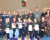 LTU komanda po varžybų Liepojoje