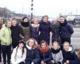 LTU komandos ekskursija po Liepoją