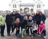 Moterų imtynių komanda Liepojoje