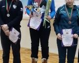 Kamilė Gaučaite -  3 vieta