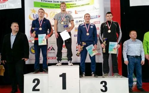 Andrius Mažeika - I vieta