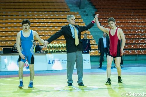 Nugalėjo Dmitrijus Parechelašvilis (Vilnius - Visaginas)
