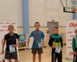 Valius Kavaliauskas (32 kg)  II vieta (kairėje)