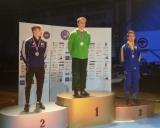 Justas Galkinas - 1 vieta