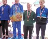 Bronzos medalį iškovojo Rimgailė Čeponytė