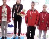 Turnyro nugalėtoja - Gabija Dilytė (37 kg)