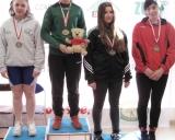 Turnyro nugalėtoja - Greta Čeponytė (67 kg)
