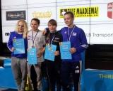 Kornelija Zaicevaitė (3 iš kairės)