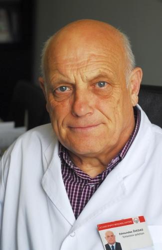 Gydytojas Edmundas Švedas