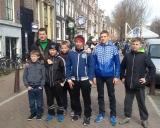 LTU komanda Olandijoje.