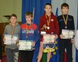 Segejus Kolodinas - 1 vieta