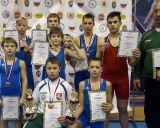 2016 m. Vilniaus komanda turnyre Raušiuose