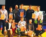 Vilniaus komandos nugaletojai ir prizininkai