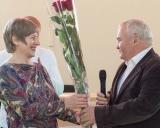 Genovaite Venckaitiene ir Donatas Simaitis