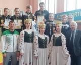 Lietuvos komanda Gardine