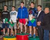 2016 m. Rimanto Bagdono turnyre prizininkus apdovanoja A.Butkevičius