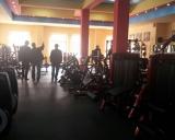 Treniruoklių salė Olympovane