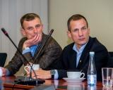 A.Paplauskas ir A.Merkevičius