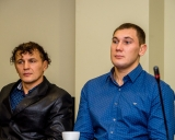 A.Ševelkovas ir M.Knystautas