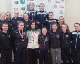 2016 m. Lietuvos moterų imtynių komanda Czarny Bore