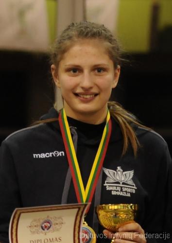 Kamilė Gaučaitė