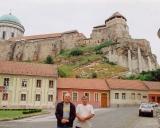 Su Antanu Mauza Slovakijoje