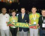 2014 m. Lietuvos komanda pasaulio čempionate Bosnijoje ir Hercegovinoje