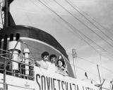 1973 m. jūroje su virėjomis