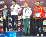 Kamilė Gaučaitė - III vieta