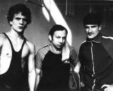 1980 m. iš kairės: Giedrius Dambrauskas, Eduardas Fainšteinas, V.Jaroščenko