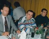 1994 m, Atėnai, Graikija. Eduardas Fainšteinas, Remigijus Šukevičius, Ruslanas Vartanovas (10)