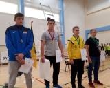 Nuotraukoje turnyro nugalėtojas Ignas Paulavičius (antras iš kairės)