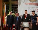S.Skvernelis, Th. Bachas, M.Mizgaitis ir D.Gudzinevičiūtė