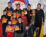 2017 Vilniaus komanda po varžybų Troškūnuose