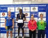 Danutė Domikaitytė - III vieta Ispanijos Grand Prix turnyre