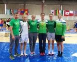 Lietuvos moterų imtynių komanda Ispanijos Grand Prix turnyre