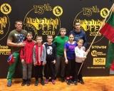 2018 Lietuvos komanda Helsinki open turnyre