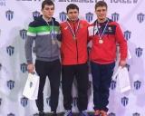 2018 Kristjano Palusalu TT_Kristupas Šleiva (kairėje)- II vieta